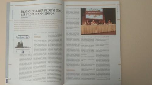 Toplumsal Tarih Dergisi İDP'yi Sayfalarına Taşıdı